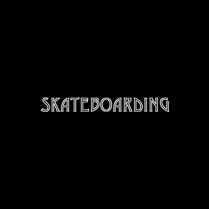 Skateboarding Store