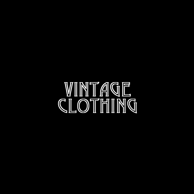 Vintage Clothing Shop