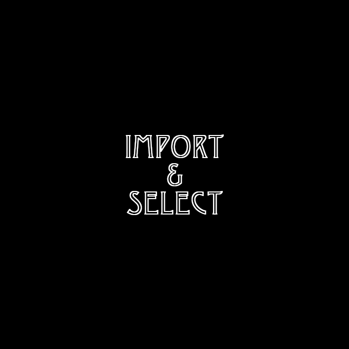 Import & Select Store